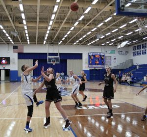 RSHS Girls Basketball Vs South Decatur 11-9-2018 Lost 42 to 48