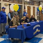 Sydney Bostic commits to play softball at Franklin College