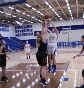RSHS Girls Basketball Vs Seton Catholic 11-24-2018 Won 50 to 31