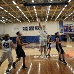 Varsity Boys get 1st win of the season vs South Decatur 64-42