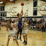 Lady Shiners Basketball vs Oldenburg Lady Twisters
