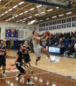 RSHS Boys (V) Basketball Vs Switzerland County 12-7-2018 Lost 41 to 59