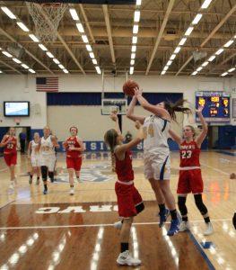 RSHS Girls (V) Basketball Vs Crothersville 12-11-2018 Won 44 to 37