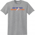 Join the Fight–One Shot At A Time: The Lady Shiners and Lady Pacers Come Together to Fight Cancer