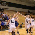 RSHS Girls (V) Basketball Vs South Ripley 1-10-2019 Lost 22 to 56