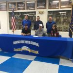 Brayden Bush Commits to Play Baseball at Muskingum University