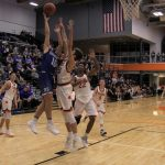Varsity pushes #1 Rebels; Beat L'burg for 2nd time this year