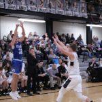 RSHS Boys (V) Basketball Vs Hauser 2-22-2019 Lost 55 to 59