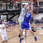 RSHS Boys (JV) Basketball Vs Hauser 2-22-2019 Lost 37 to 39