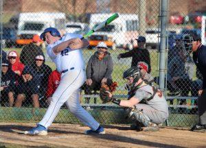 RSHS Boys Baseball Vs Lawrenceburg 3-27-2019 Lost 5 to 6