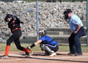 RSHS Girls Softball Vs Lawrenceburg 3-27-2019 Won 13 to 2