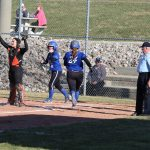 Lady Shiners Tame Tigers in 5 Innings