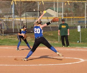 RSHS Girls Softball Vs Northeastern 4-6-2019 Won 5 to 0