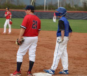 RSHS Boys Baseball Vs Southwestern 4-8-2019 Won 4 to 0