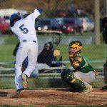 RSHS Boys Baseball Vs Shawe Memorial 4-15-2019 Won 11 to 0