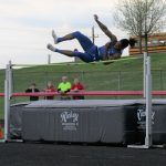 RSHS Boys Track at South Dearborn Invitational 4-18-2019
