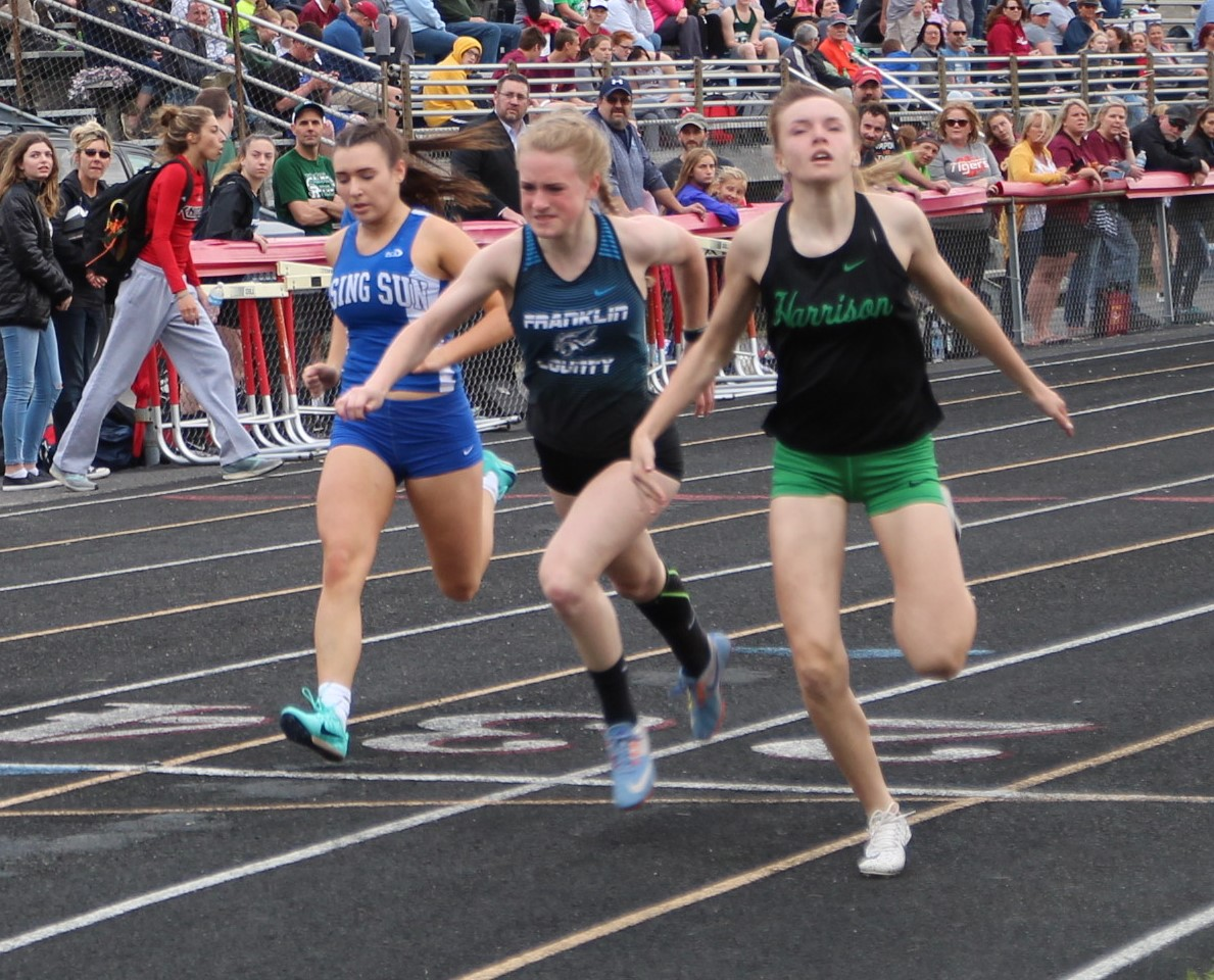 RSHS Track and Field particpated in SD Invite