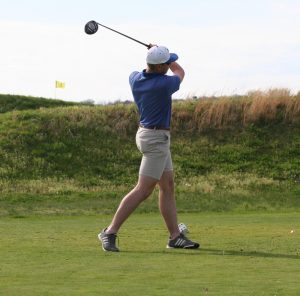 RSHS Boys Golf at Rising Star Links against SW & SC 4-22-2019