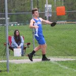 RSHS Boys Track at Versailles against SR & M 4-23-2019