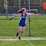 RSHS Girls Track at Versailles against SR & M 4-23-2019