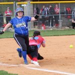Lady Shiners Roll at Jac-Cen-Del 23-0