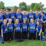 Lady Shiners complete sweep of ORVC with win over JCD