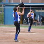 Lady Shiners no-hit Oldenburg
