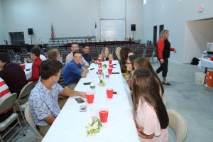 2019 Spring All Conference Banquet ORVC 5-29-2019 Olive Branch Church