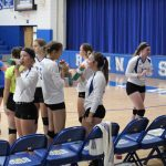 Shiner Volleyball Picks Up Road Victories at Oldenburg