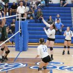 Rising Sun Volleyball travels to Morristown for opening weekend Tournament