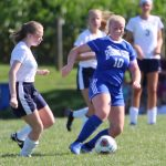 Pitts' hat trick not enough to beat Trinity Lutheran