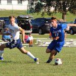 Rising Sun Boys Soccer 7 Trinity Lutheran 1