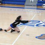 Shiner Volleyball Road Loss at Waldron