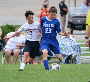 RSHS Boys Soccer Vs Switzerland County 9-7-2019 Won 3 to 0