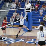 Shiner Volleyball Shut out at Connersville Tournament
