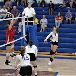 Shiner Volleyball picks up Conference win at Milan