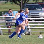 RSHS Girls Soccer Vs South Ripley 9-11-2019 Won 2 to 0