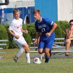 RSHS Boys Soccer Vs Jac-Cen-Del 9-13-2019 Tied 1 to 1