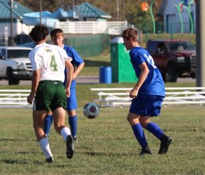 RSHS Boys Soccer Vs Shawe Memorial 9-18-2019 Won 4 to 1