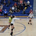 Shiner Volleyball Adds Another Conference Victory at Switzerland County