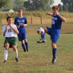 Shiners Get Past Shawe 2-1
