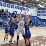 RSHS Girls Varsity Basketball Vs Waldron 11-23-2019 Lost 21 to 51