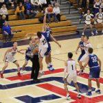 RSHS Boys Varsity Basketball Vs South Dearborn 11-26-2016 Lost 40 to 50