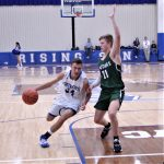 RSHS Boys Varsity Basketball Vs South Ripley 11-30-2019 Lost 35 to 49