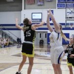 Lady Shiners Basketball Comes to an End in the First Round