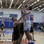Shiners drop 1st conference game to Milan