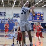Shiners falter in 4th; lose to Spartans