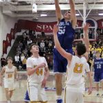 Shiners push #12 Morristown in Sectional; come up short
