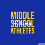Middle School Welcome at Summer Sports