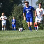 Boys Varisty Soccer blanks Trinity Lutheran 9-0